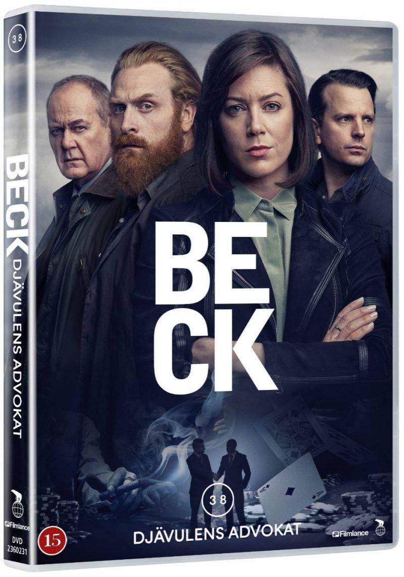Image of   Beck 38 - Djävulens Advokat - DVD - Film