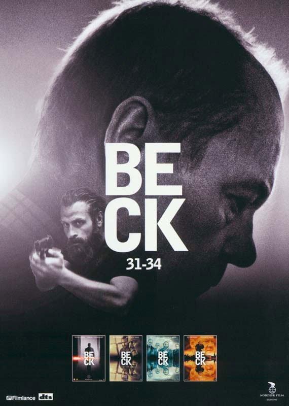 Image of   Beck Box 8 - Afsnit 31-34 - DVD - Film
