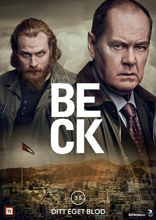 Image of   Beck 35 - Ditt Eget Blod - DVD - Tv-serie
