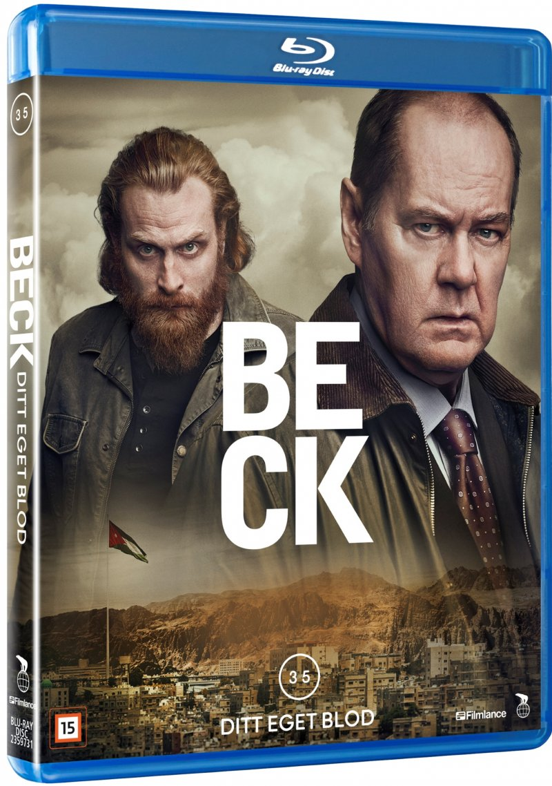 Image of   Beck 35 - Ditt Eget Blod - Blu-Ray