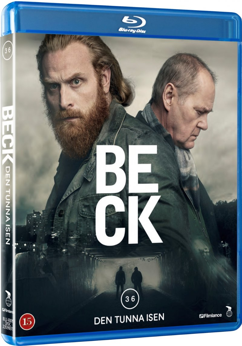 Image of   Beck 36 - Den Tunna Isen - Blu-Ray
