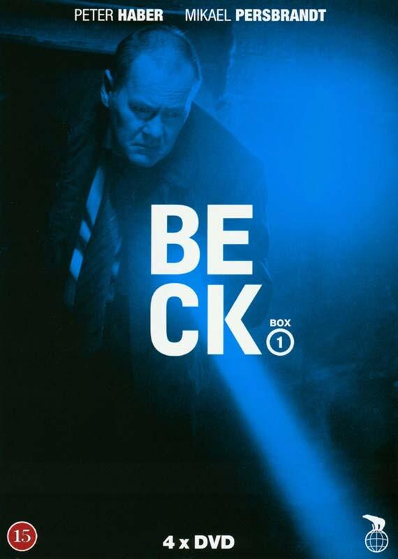 Image of   Beck - Sæson 1 - Episode 1-4 - DVD - Tv-serie