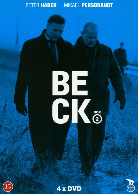 Image of   Beck - Sæson 1 - Episode 5-8 - DVD - Tv-serie