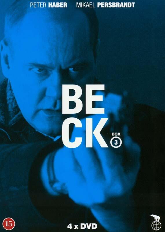 Image of   Beck - Sæson 2 - Episode 1-4 - DVD - Tv-serie