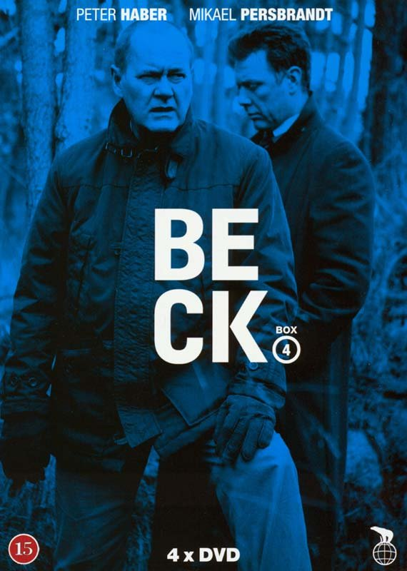 Image of   Beck - Sæson 2 - Episode 5-8 - DVD - Tv-serie