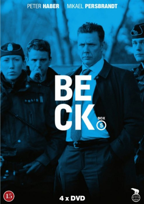 Image of   Beck - Sæson 3 - Episode 1-4 - DVD - Tv-serie