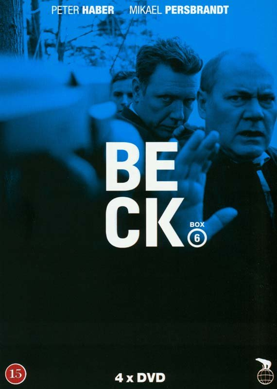 Image of   Beck - Sæson 3 - Episode 5-8 - DVD - Tv-serie