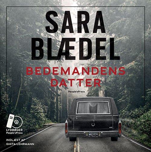 Image of   Bedemandens Datter - Sara Blædel - Cd Lydbog