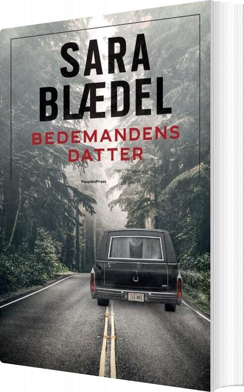 Image of   Bedemandens Datter - Sara Blædel - Bog