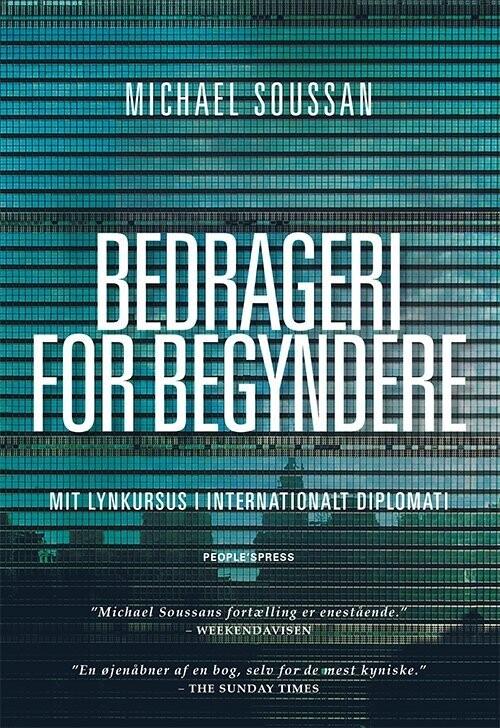 Image of   Bedrageri For Begyndere - Michael Soussan - Bog