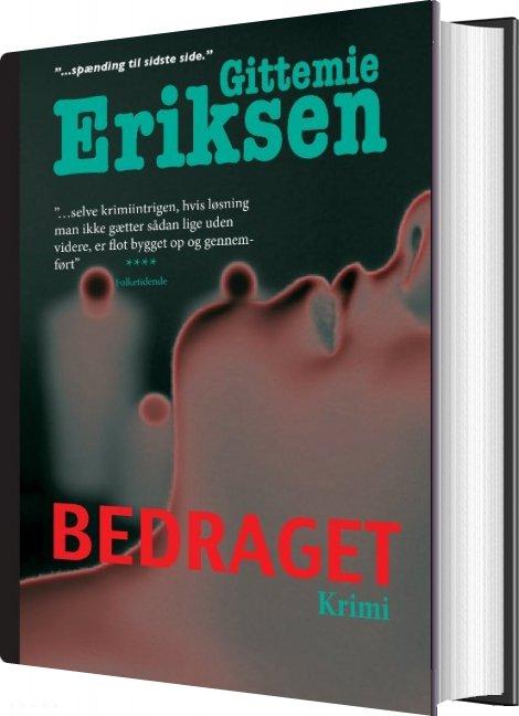 Image of   Bedraget - Gittemie Eriksen - Bog