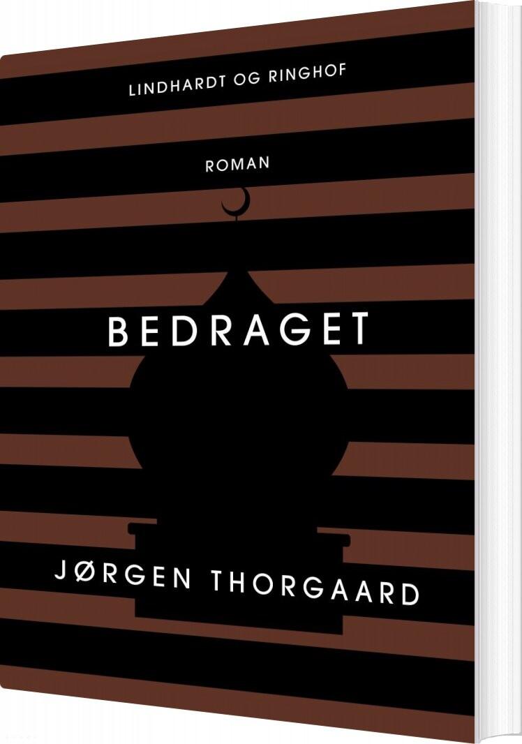 Image of   Bedraget - Jørgen Thorgaard - Bog