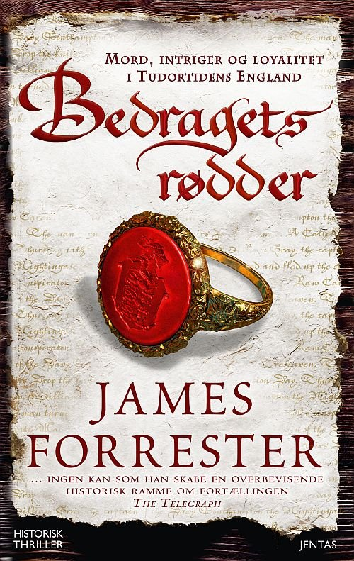 Image of   Bedragets Rødder, Mp3 - James Forrester - Cd Lydbog