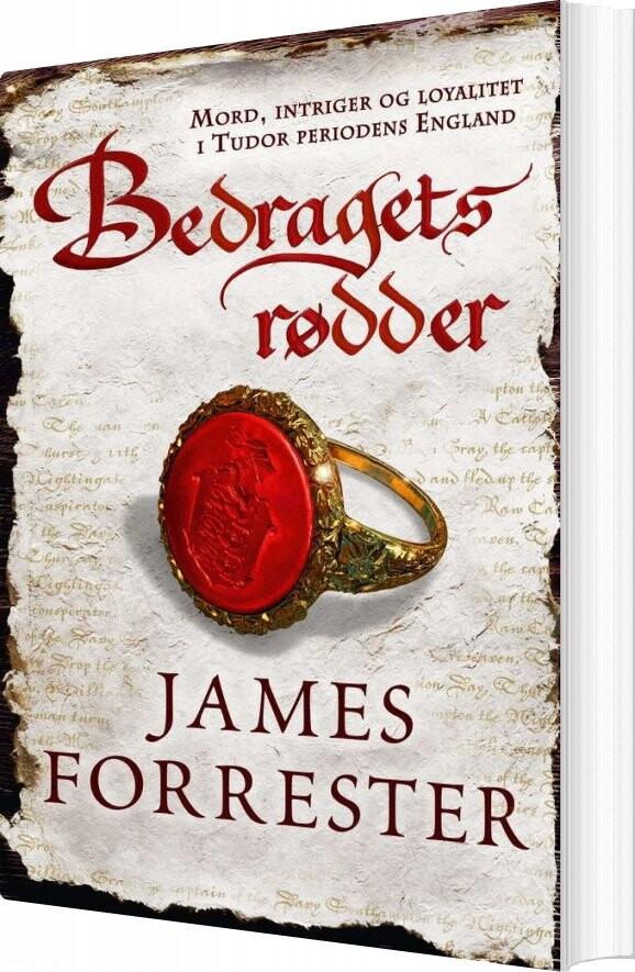 Image of   Bedragets Rødder - James Forrester - Bog