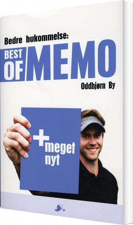 Billede af Bedre Hukommelse: Best Of Memo - Oddbjørn By - Bog