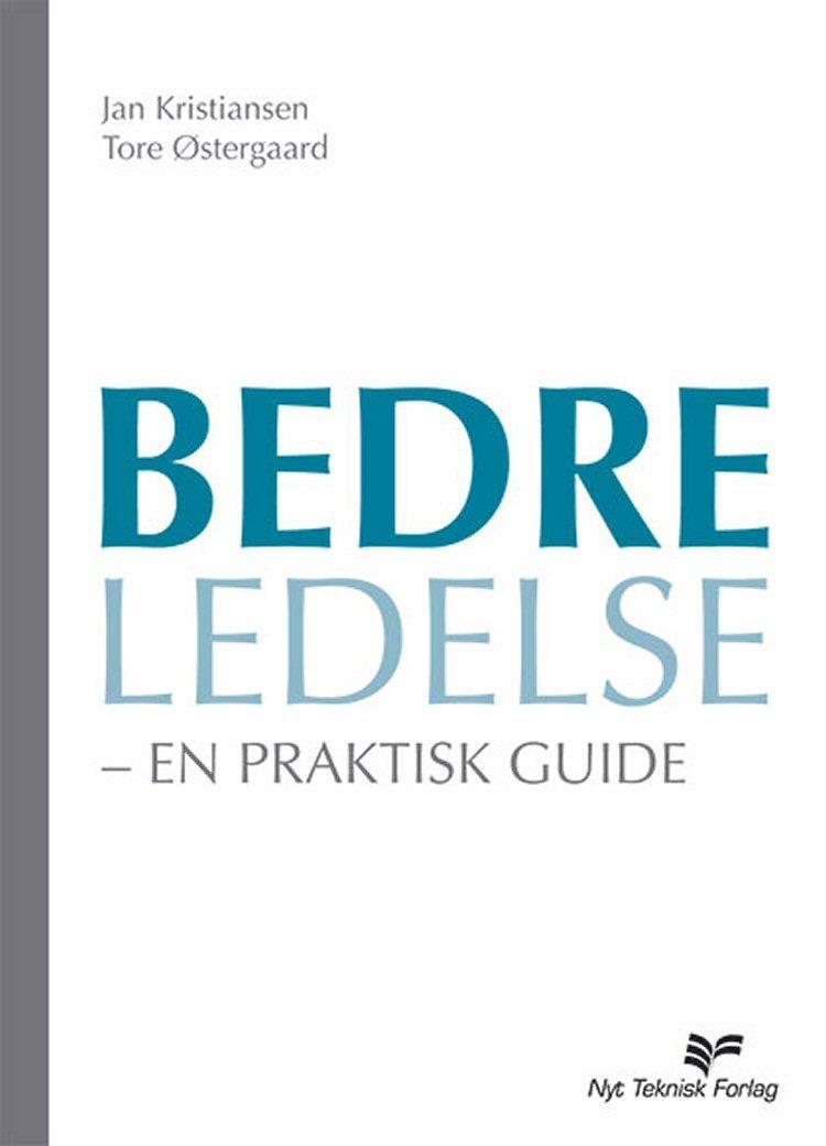 Billede af Bedre Ledelse - Jan Kristiansen - Bog