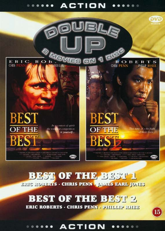 Image of   Best Of The Best 1 // Best Of The Best 2 - DVD - Film