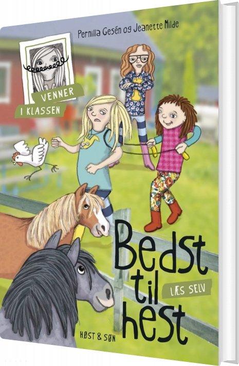 Image of   Bedst Til Hest - Pernilla Gesén - Bog