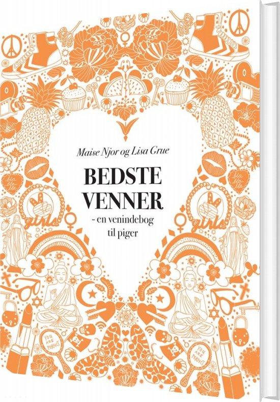 Image of   Bedste Venner - Venindebog For Piger - Maise Njor - Bog
