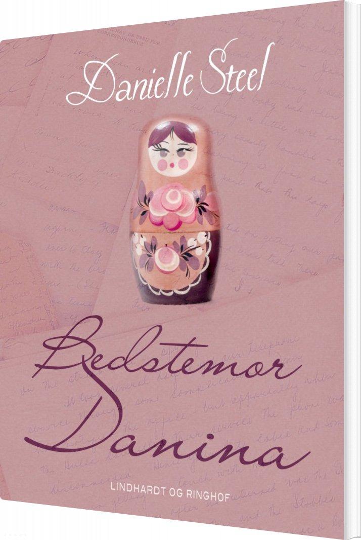 Image of   Bedstemor Danina - Danielle Steel - Bog