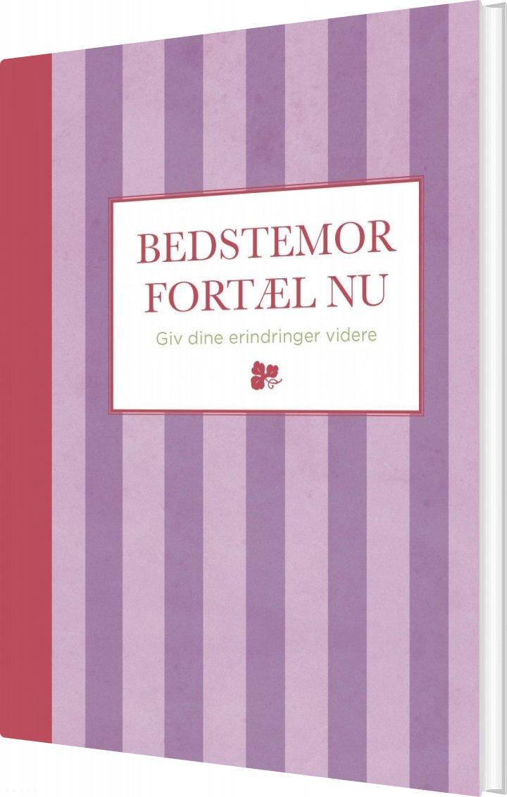 Image of   Bedstemor, Fortæl Nu - Elma Van Vliet - Bog
