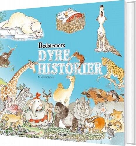 Image of   Bedstemors Dyrehistorier - Daniela De Luca - Bog