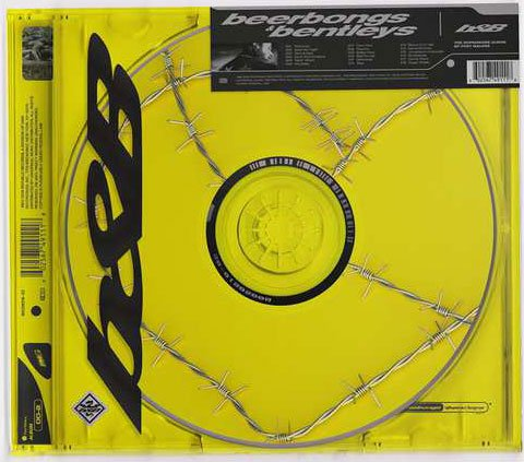 Post Malone - Beerbongs & Bentleys - CD