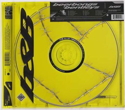 Image of   Post Malone - Beerbongs & Bentleys - CD