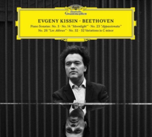 Image of   Evgeny Kissin - Beethoven Recital - CD