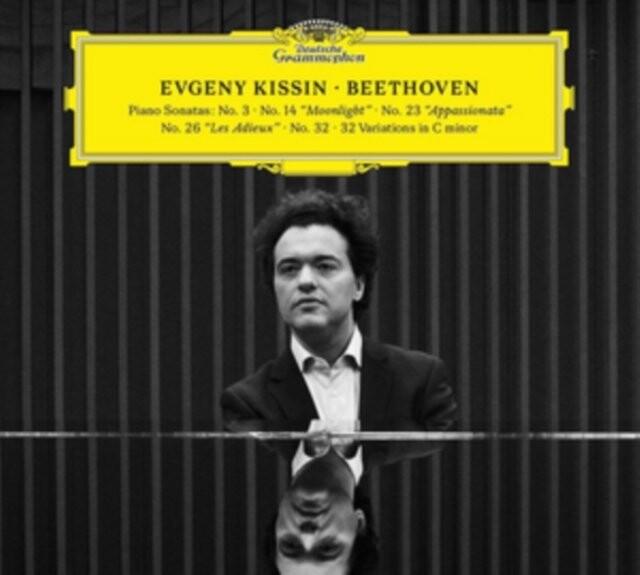 Image of   Evgeny Kissin - Beethoven Recital - CD