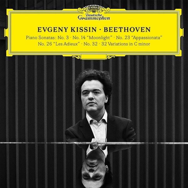Image of   Evgeny Kissin - Beethoven Recital - Vinyl / LP