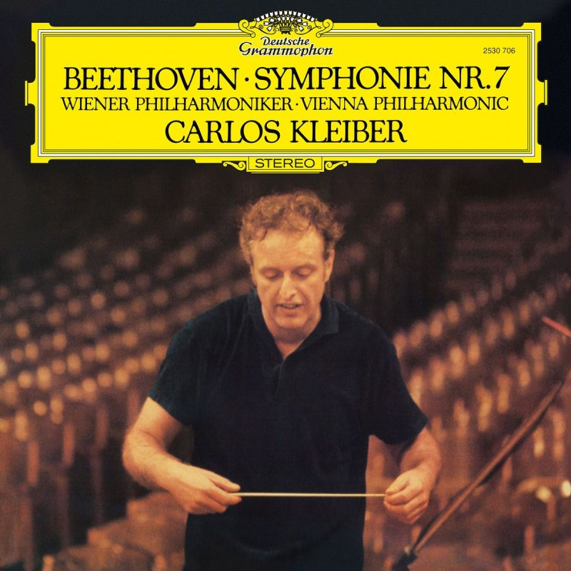 Image of   Carlos Kleiber - Beethoven Symphonie Nr. 7 - Vinyl / LP