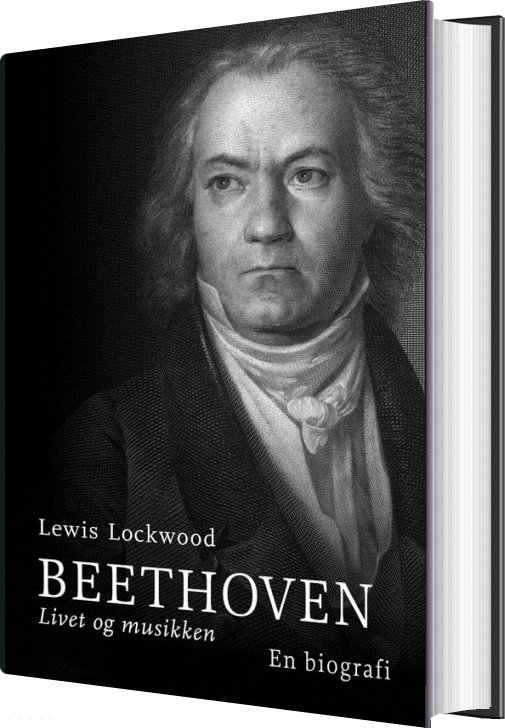 Billede af Beethoven - Lewis Lockwood - Bog