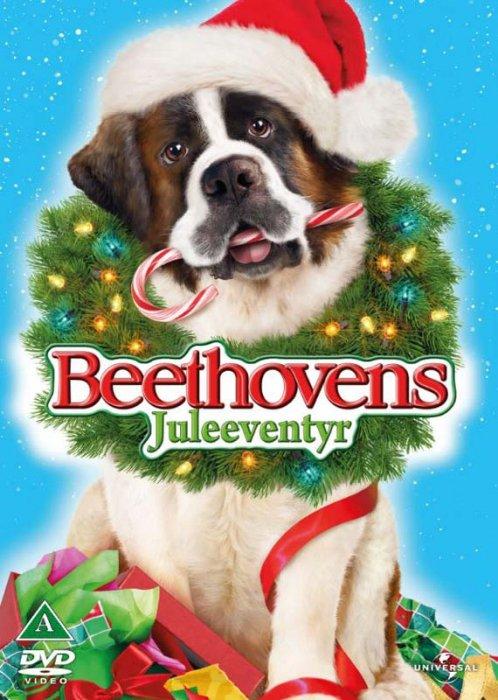 Image of   Beethovens Juleeventyr / Beethovens Christmas Adventure - DVD - Film