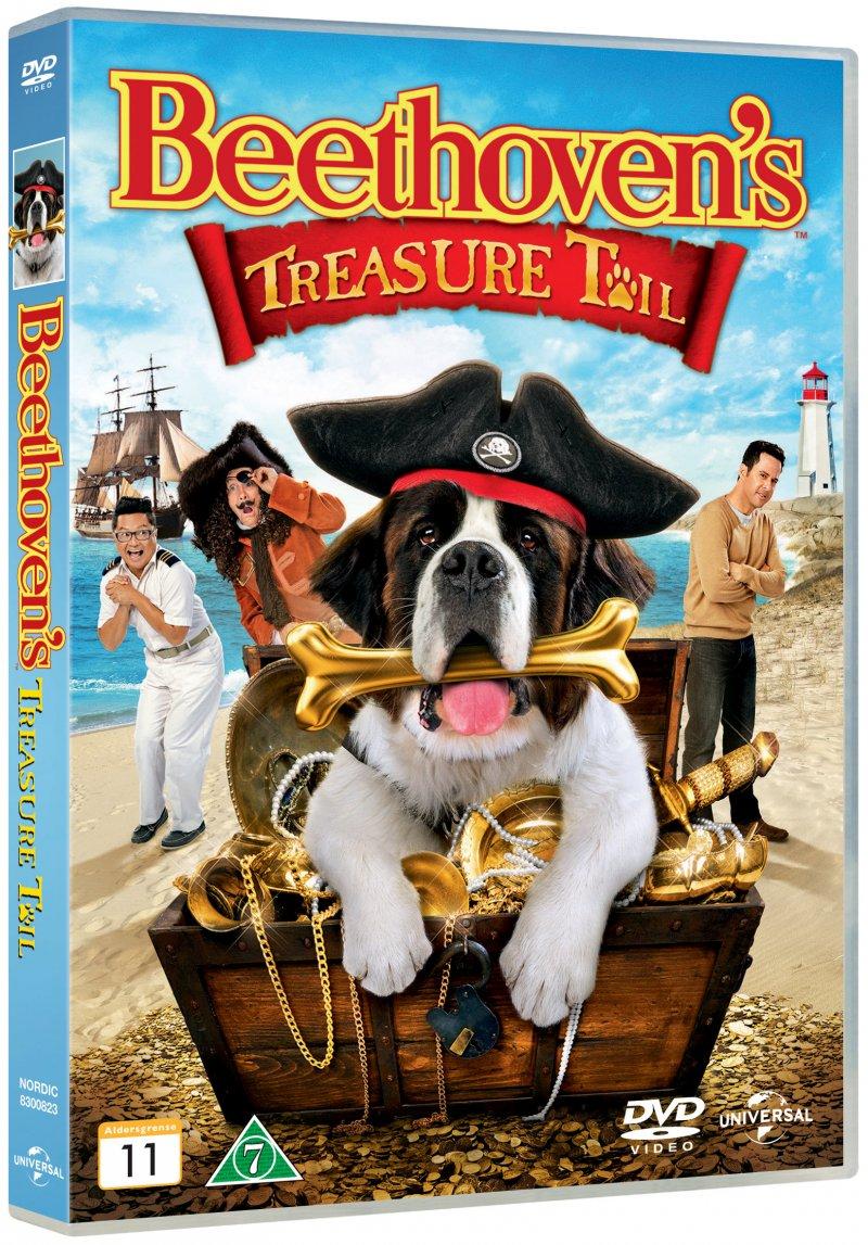 Image of   Beethovens Treasure Tail - DVD - Film