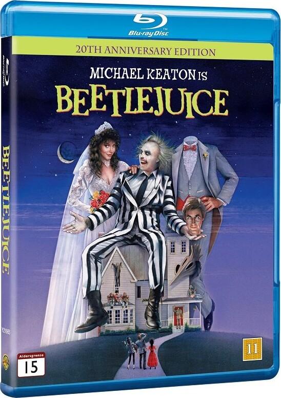 Image of   Beetlejuice - Blu-Ray