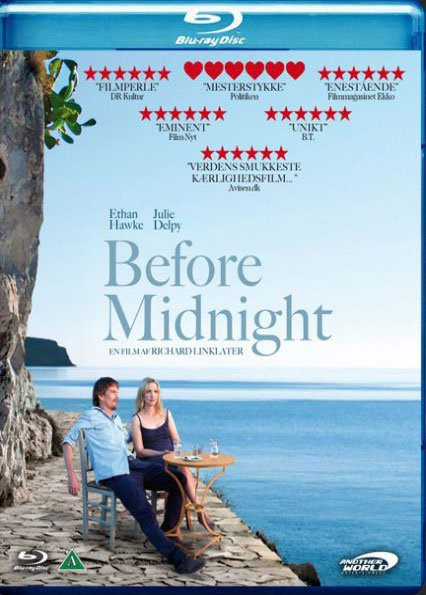 Image of   Before Midnight - Blu-Ray