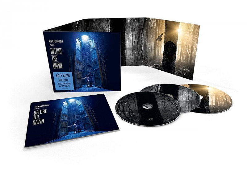 Image of   Kate Bush - Before The Dawn - Live - CD