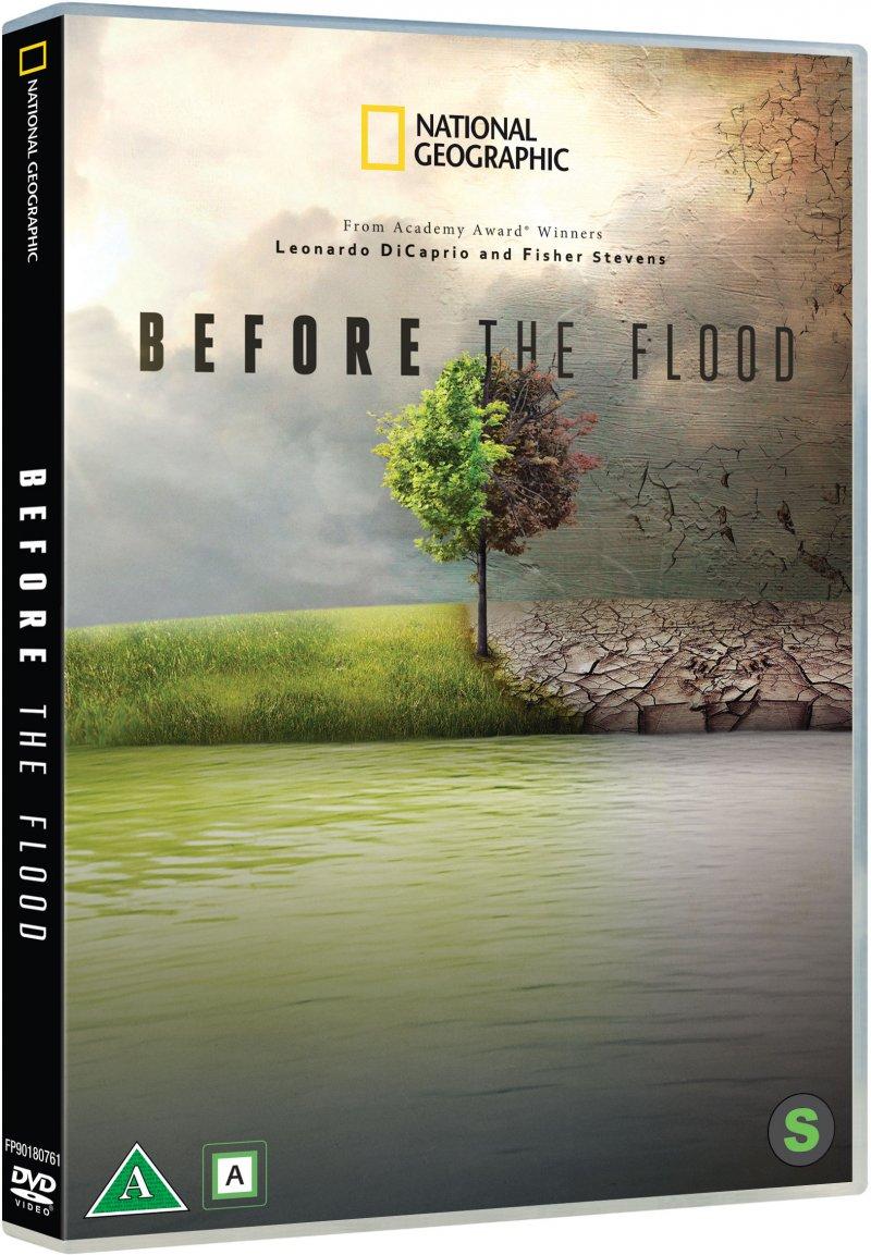 Image of   Before The Flood - Leonardo Dicaprio - DVD - Film