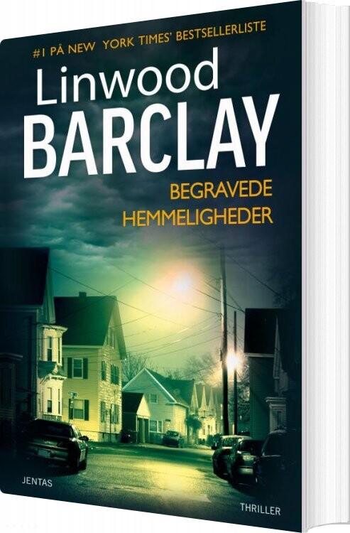 Image of   Begravede Hemmeligheder - Linwood Barclay - Bog