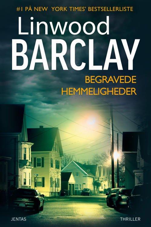 Image of   Begravede Hemmeligheder - Linwood Barclay - Cd Lydbog