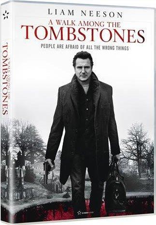 Image of   A Walk Among The Tombstones / Begravet I Fortiden - DVD - Film