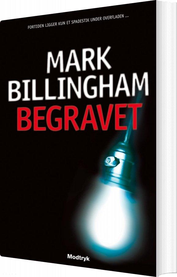 Image of   Begravet - Mark Billingham - Bog