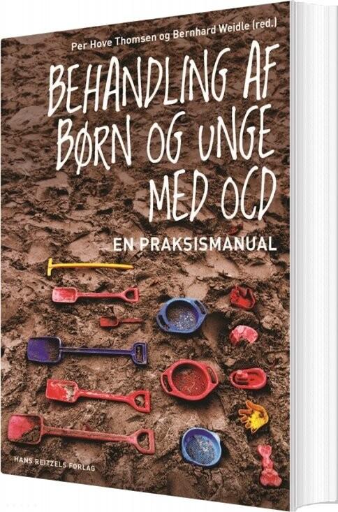 Image of   Behandling Af Børn Og Unge Med Ocd - Per Hove Thomsen - Bog