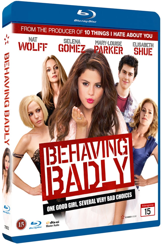 Image of   Behaving Badly - Blu-Ray