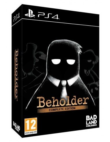 Image of   Beholder - Collector's Edition - PS4