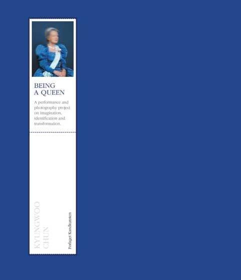Billede af Being A Queen - Rune Gade - Bog