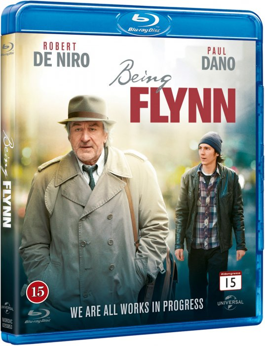 Image of   Being Flynn - Blu-Ray