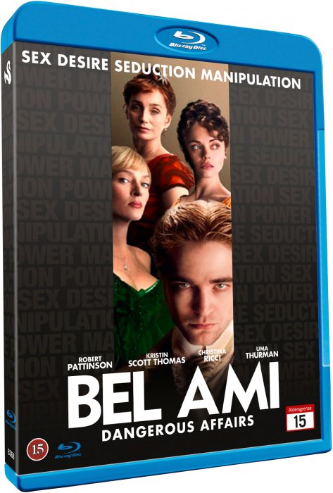 Image of   Bel Ami - Blu-Ray