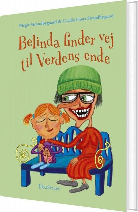 Image of   Belinda Finder Vej Til Verdens Ende - Birgit Strandbygaard - Bog